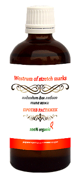 Масло Westrum of stretch marks Веструм оф стретч маркс от растяжек
