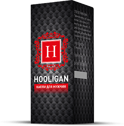 hooligan капли для потенции